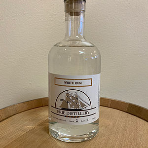 Photo of white rum